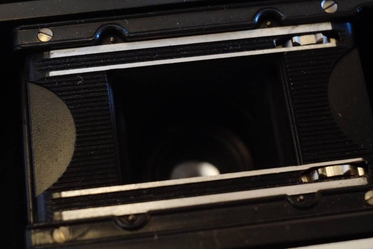 (珍品・実働美品) Ghetaldus-Zagreb Ghenar 45mm f/3.5 ユーゴスラビア製レンズ付 1950年代 King KG Regula IIb レグラ ヴィンテージ_画像7