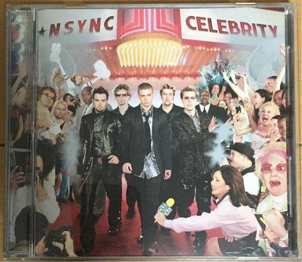 【CD】 NSYNC Celebrity_画像1