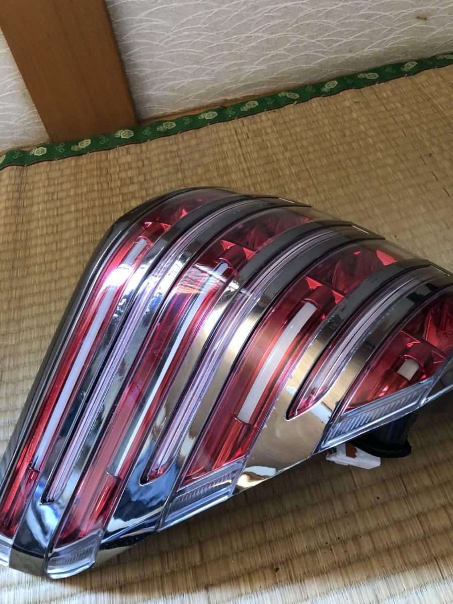 20系アルファード/ヴェルファイア LEDテールランプ ヴァレンティ ジュエルledテールランプ tt20va-sb-cc1_画像5