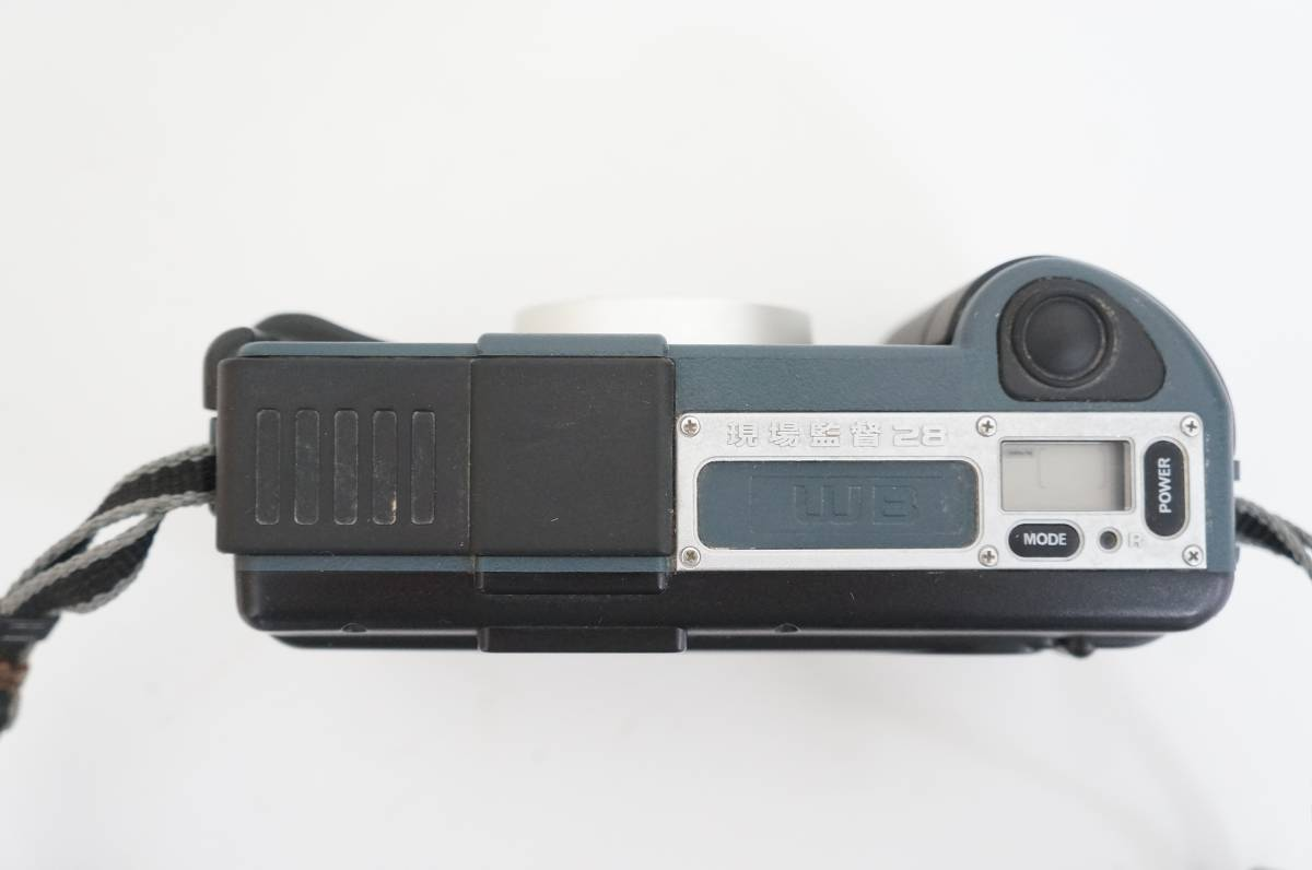 Konica コニカ LENS 28 WB 現場監督28 フィルムカメラ コンパクトカメラ A54_画像7