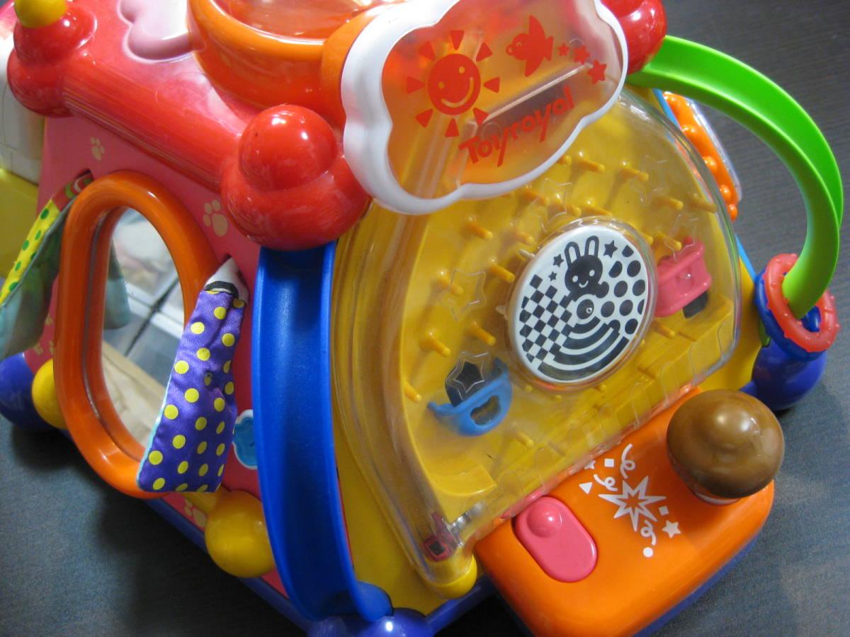 ★ベビー用知育玩具まとめ売り 指先運動 Toyroyalやみつきボックス他 ★送料込_画像3
