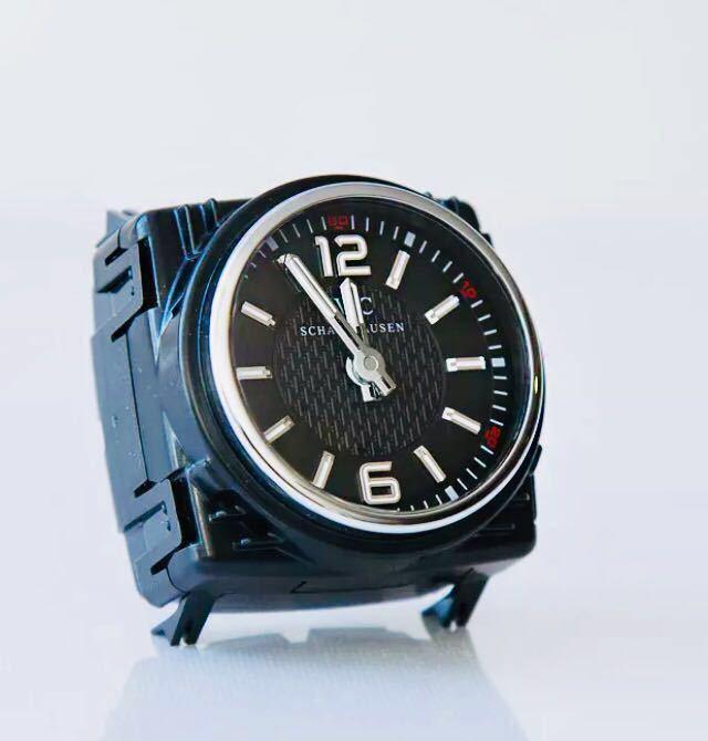 ドイツ直輸入 メルセデス AMG IWC 車内 時計 w222 w213 w205 a2138_画像2