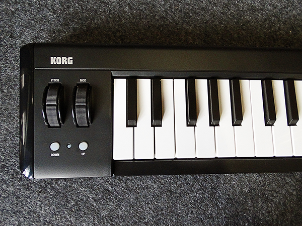 ◆◇ KORG USB MIDIキーボード microKEY-37 マイクロキー 37鍵 ◇◆