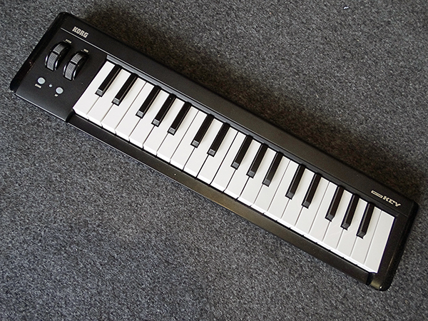 ◆◇ KORG USB MIDIキーボード microKEY-37 マイクロキー 37鍵 ◇◆_画像2