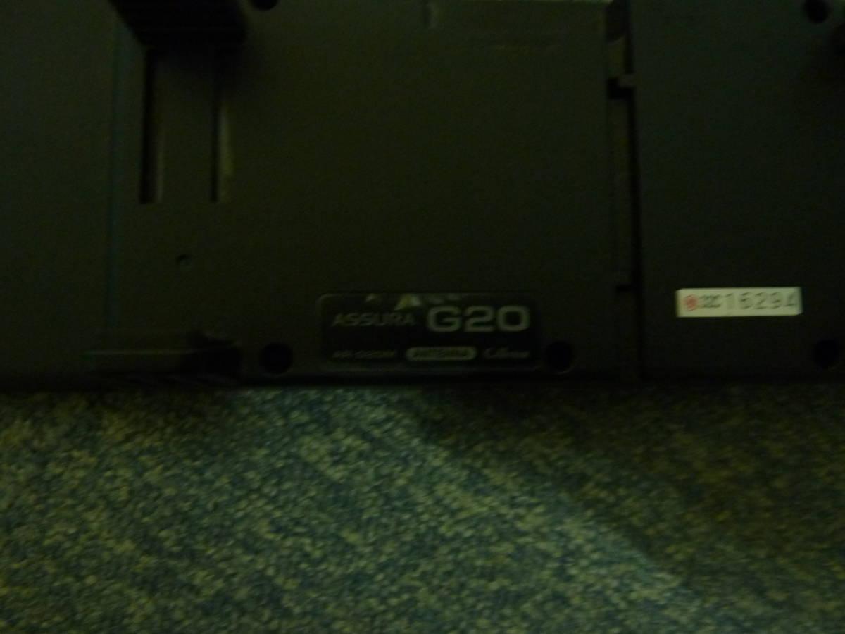 セルスター ASSURA アシュラ AR-G20M 3inch 270mm ミラー 型 GPS レーダー 探知機 DC 12V / 24V 対応_画像3