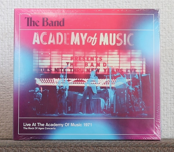 CD/2枚組/ボブ・ディラン/ザ・バンド/Bob Dylan/The Band/1971年ライヴ/Live at the Academy of Music/ロック オブ エイジズ/Rock of Ages_画像1