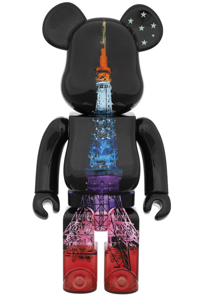 ■即決■新品■ 東京タワー BE@RBRICK DIAMOND VEIL Ver. 400% ダイヤモンドヴェール ベアブリック MEDICOMTOY TOKYO TOWER