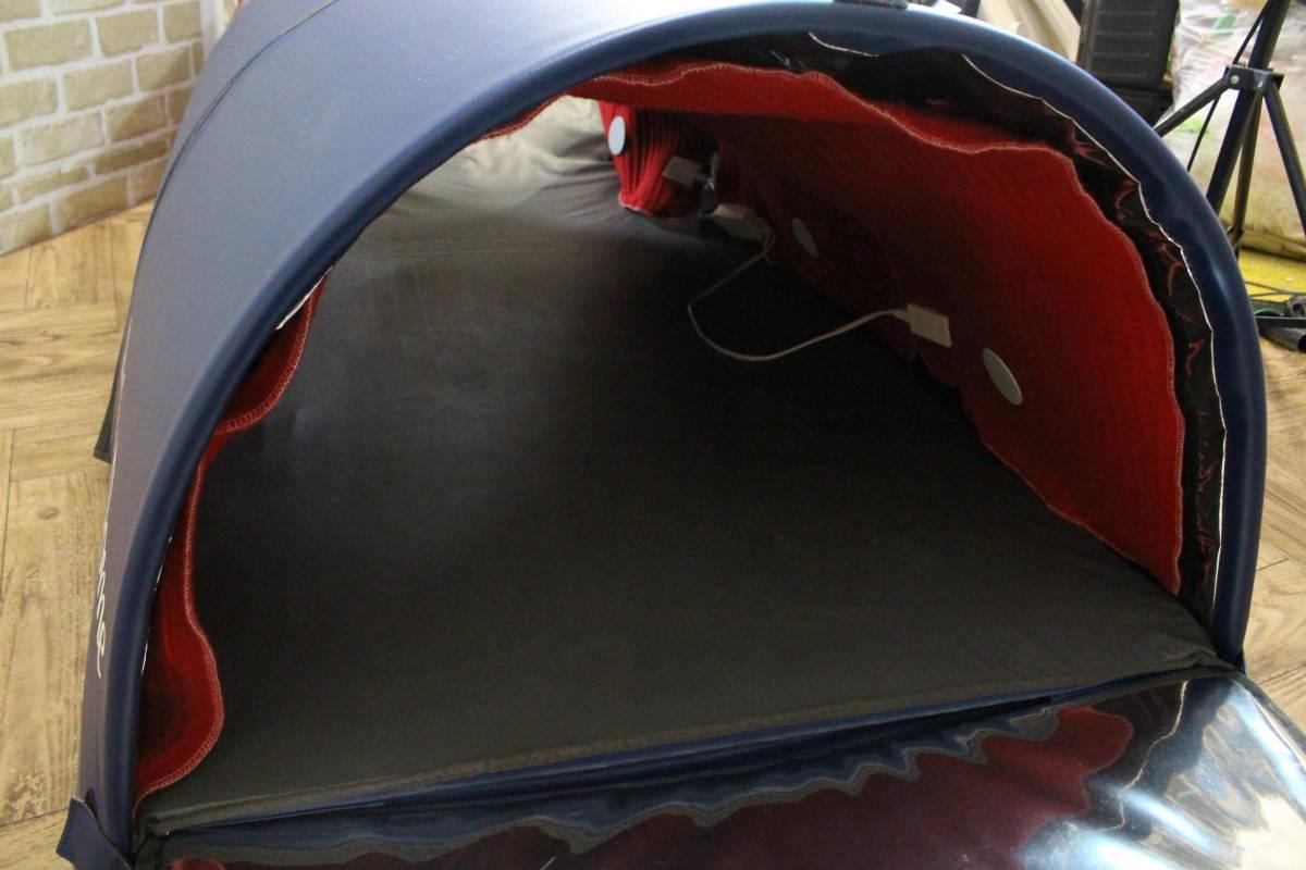 Refre Dome リフレドーム アミン ドーム型サウナ (W-3865)_画像6