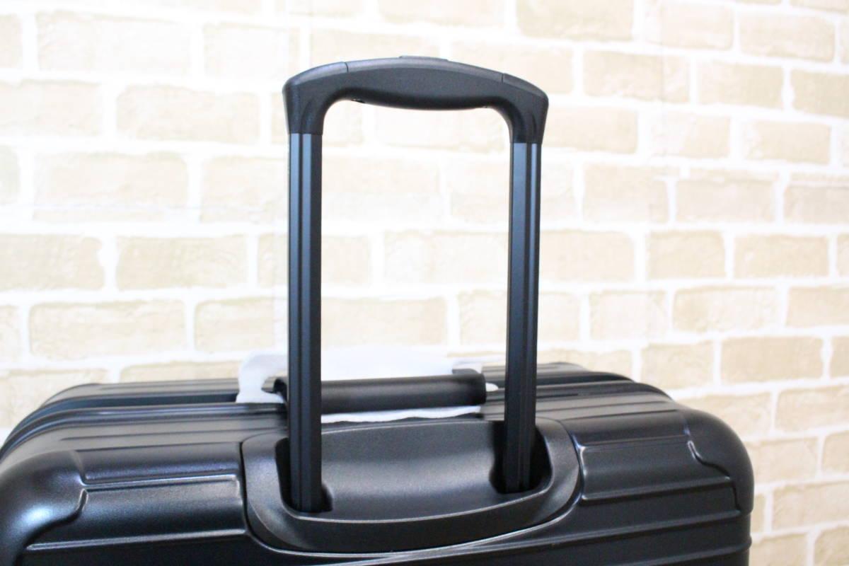 【美品】BALENO EXE/バレノエクゼ スーツケース LLサイズ BLN-1156HC 29 (W-3835)_画像5