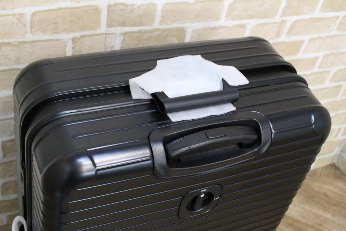 【美品】BALENO EXE/バレノエクゼ スーツケース LLサイズ BLN-1156HC 29 (W-3835)_画像3