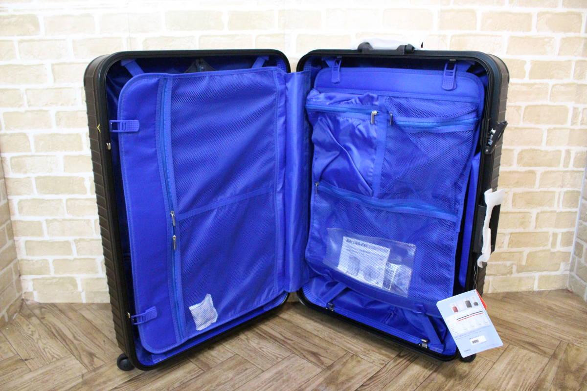 【美品】BALENO EXE/バレノエクゼ スーツケース LLサイズ BLN-1156HC 29 (W-3835)_画像9