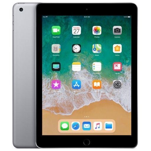 【新品未開封】 Apple/アップル iPad 第6世代 Wi-Fi+Cellularモデル MR6N2J/A 32GB スペースグレー 判定○ docomo (W-3819)