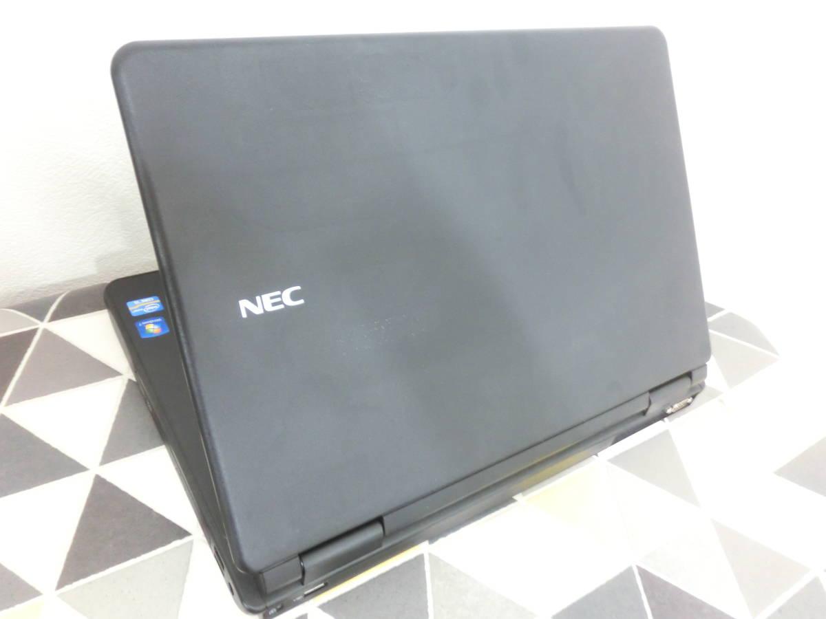 即使用可 【NEC 15型 ノートパソコン VersaPro VK25T/X-F PC-VK25TXZCF Windows10 】 Core-i5 電源アダプター付 M111_画像8