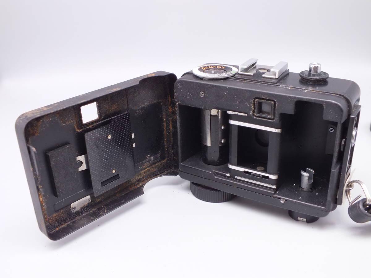 RICOH リコー/AUTO HALF オートハーフ SE2/フィルムカメラ/動作品/ケース付属/管D0514_画像4