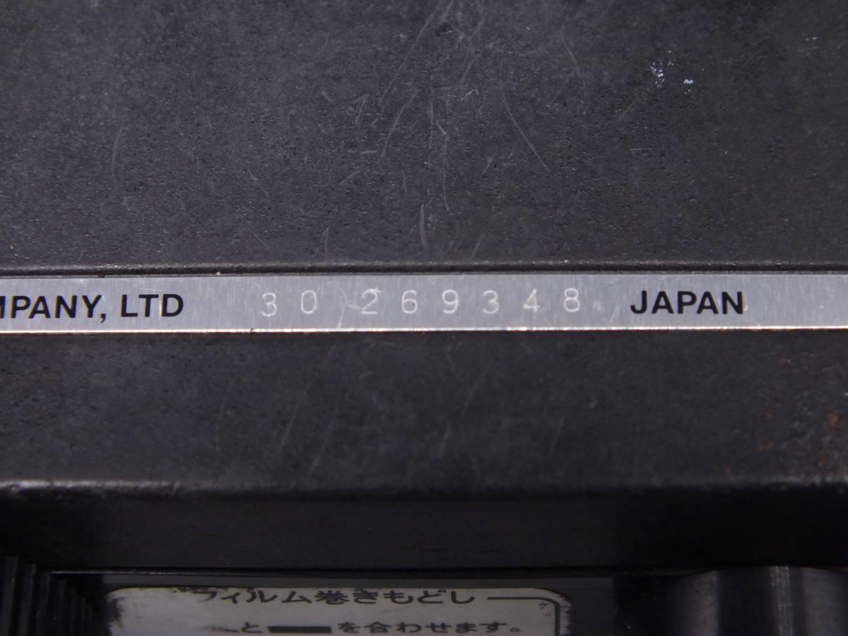 RICOH リコー/AUTO HALF オートハーフ SE2/フィルムカメラ/動作品/ケース付属/管D0514_画像7