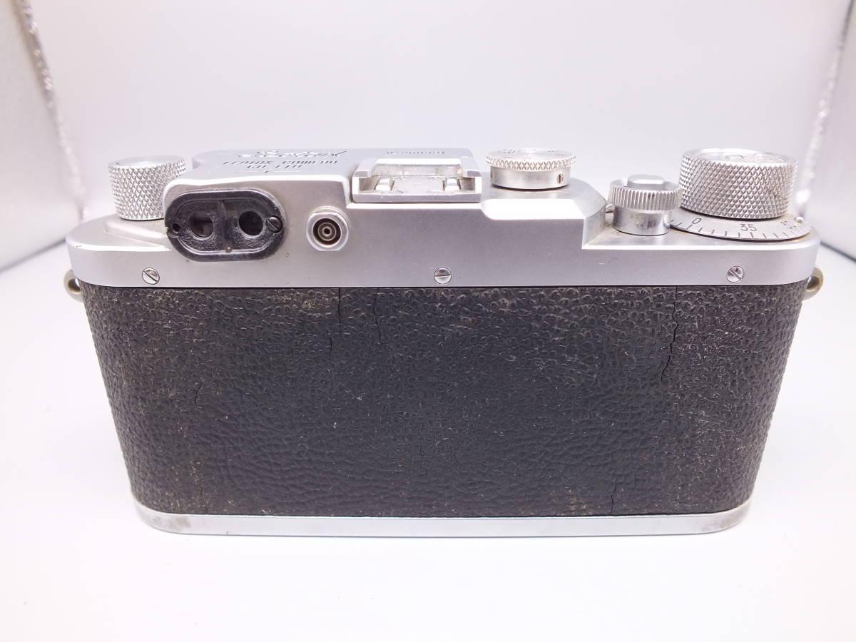 レオタックス LEOTAX/ボディのみ/レンジファインダー フィルムカメラ/動作品/管D0533_画像2