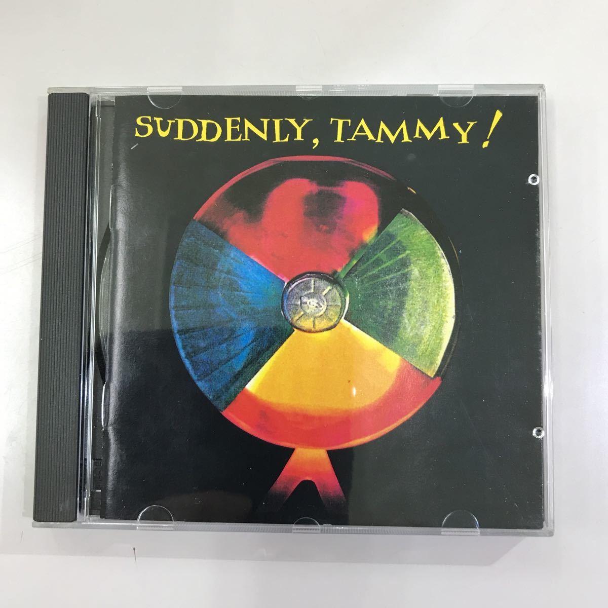 CD 中古☆【洋楽】SUDDENLY,TAMMY