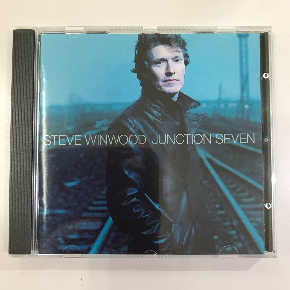 CD 中古☆【洋楽】STEVE WINWOOD JUNCTION SEVEN