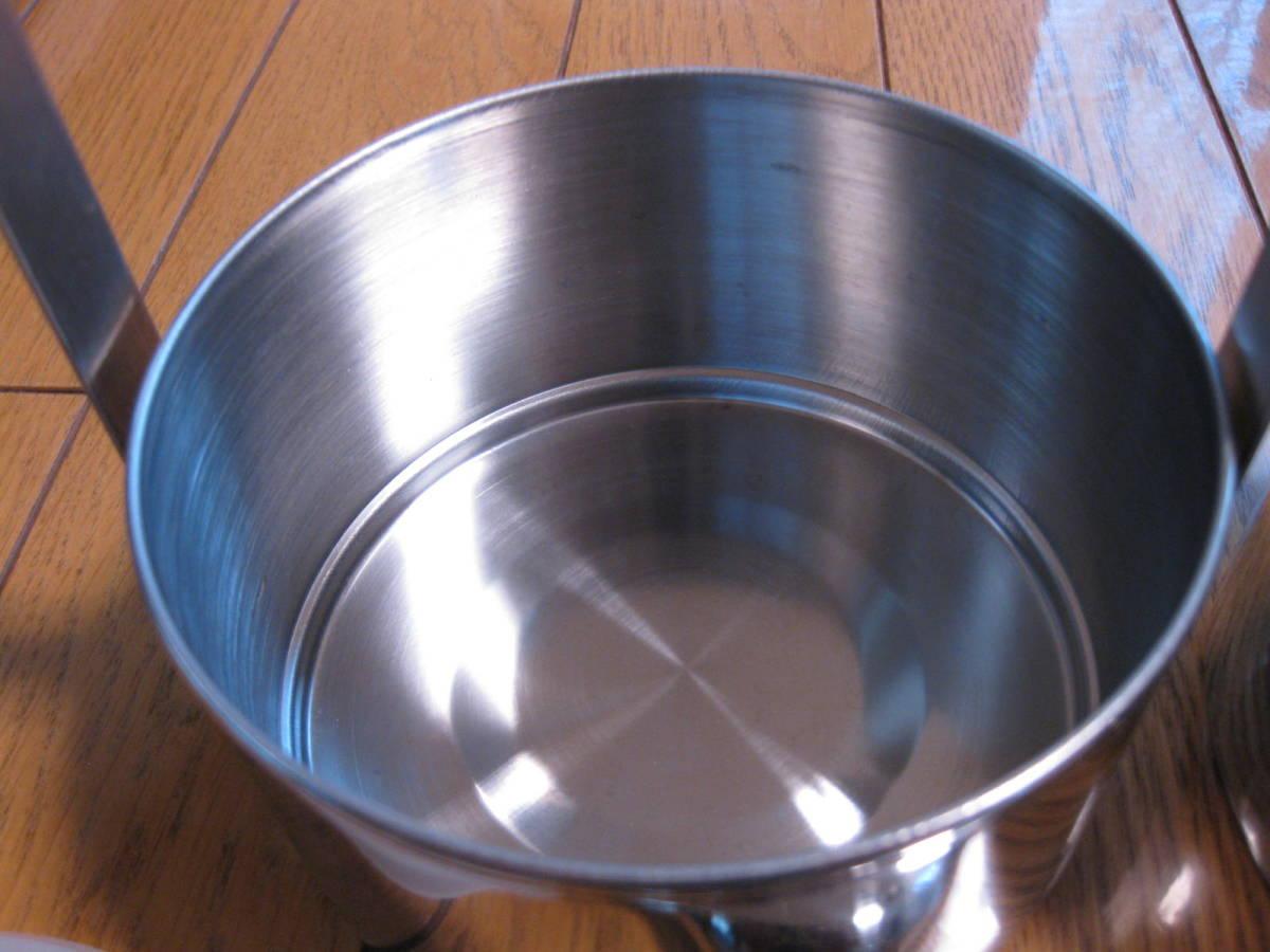 シーガル SEAGULL フードキャリア 2段 弁当箱  ステンレス ランチボックス_画像3