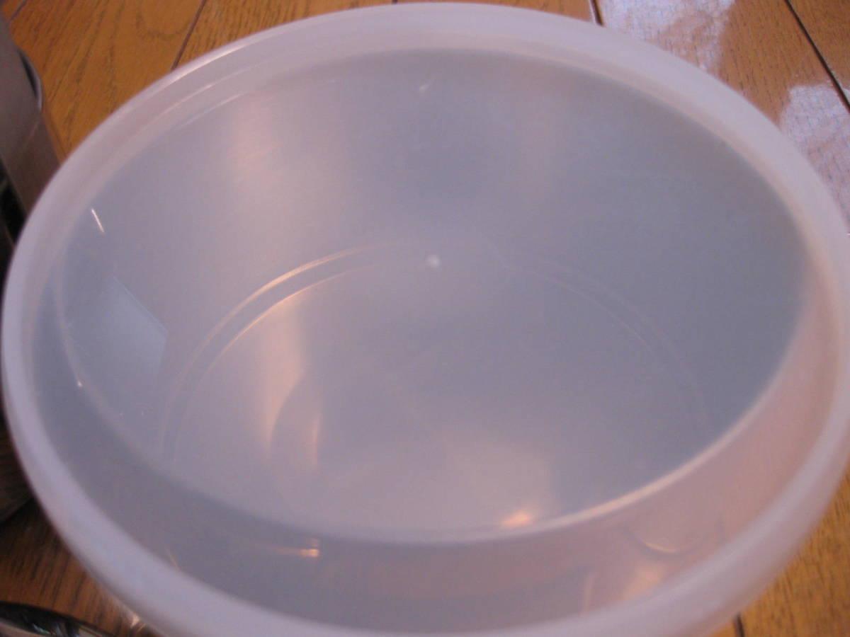 シーガル SEAGULL フードキャリア 2段 弁当箱  ステンレス ランチボックス_画像6