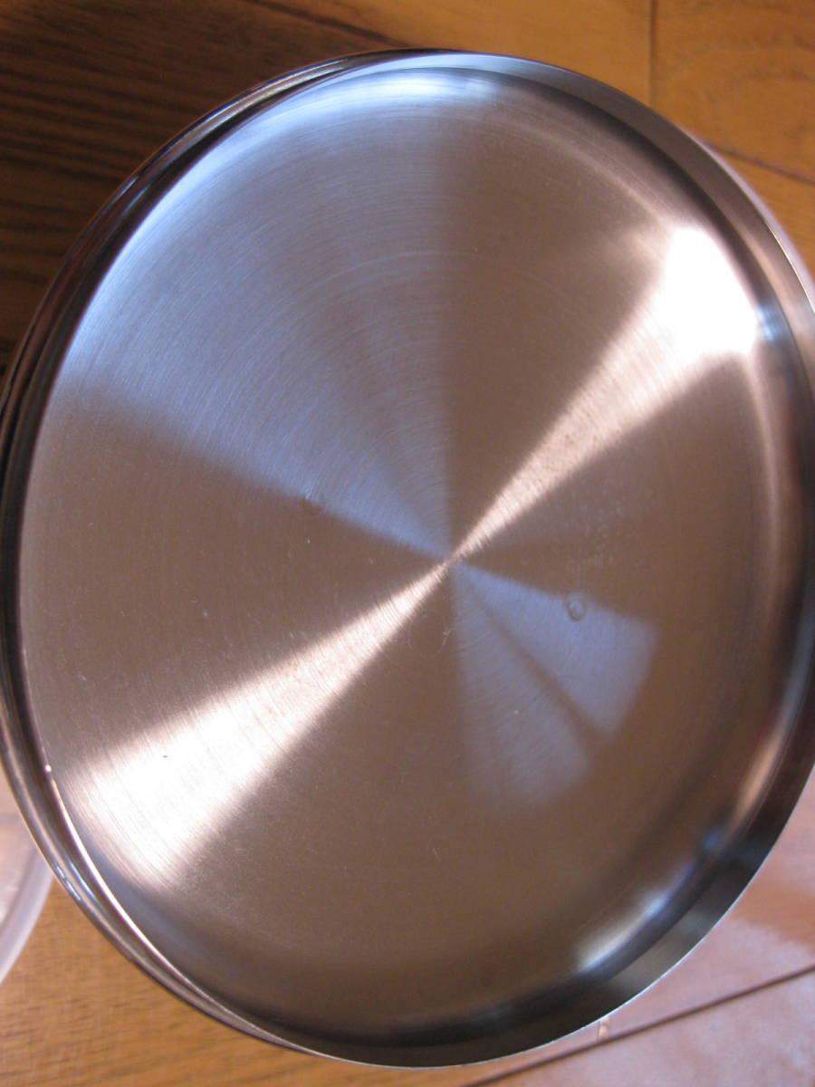シーガル SEAGULL フードキャリア 2段 弁当箱  ステンレス ランチボックス_画像9