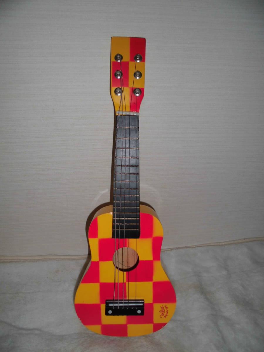 あ419 vilac ヴィラック  ミニギター 子供用ギター ジャンク品
