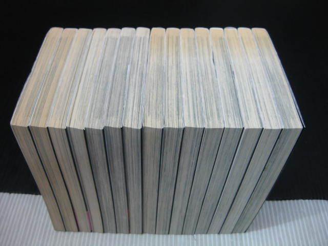 ★1e DARKEDGE ダーク・エッジ 全15巻 相川有 メデアワークス 1999年~2006年全巻初版発行_画像2