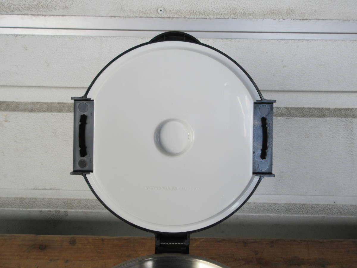 サーモス シャトルシェフ KPL-3000 真空保温調理器 1度のみ使用 @0501-58_画像7