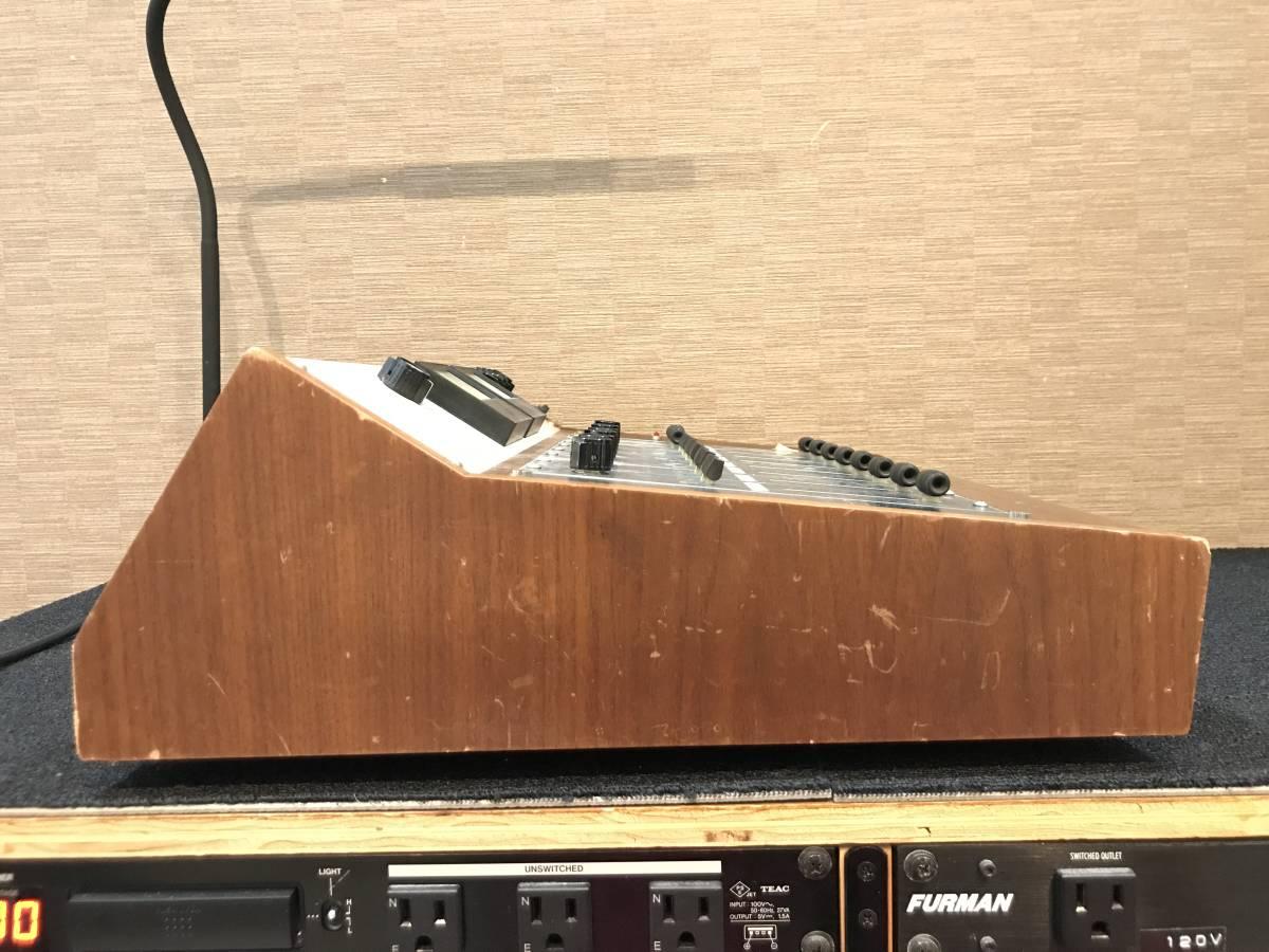 即決 Hyfax 小型ミキシングコンソール PMA-602+8モジュール タムラ TpB-1_画像4