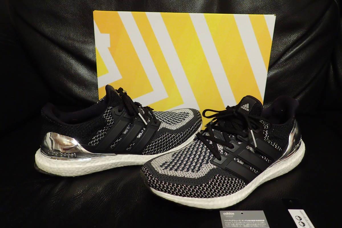 激レア! adidas ultra boost Ltd Celeblation ウルトラブースト セレブ限定モデル国内正規29.5cm超極美中古 _画像2