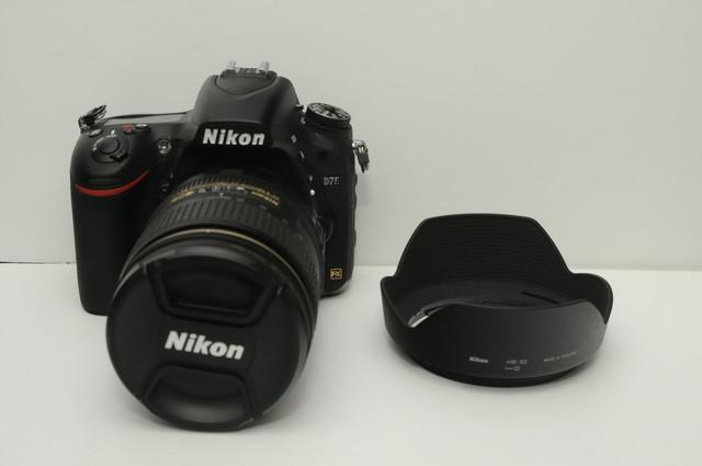 【中古】 Nikon D750 24-120 VR レンズキット ( 2432万画素 FXフォーマット/シャッターカウント 567)_画像3