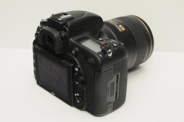 【中古】 Nikon D750 24-120 VR レンズキット ( 2432万画素 FXフォーマット/シャッターカウント 567)_画像2