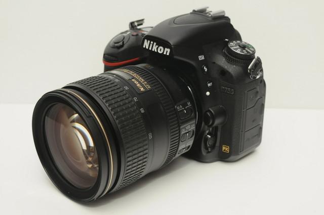 【中古】 Nikon D750 24-120 VR レンズキット ( 2432万画素 FXフォーマット/シャッターカウント 567)