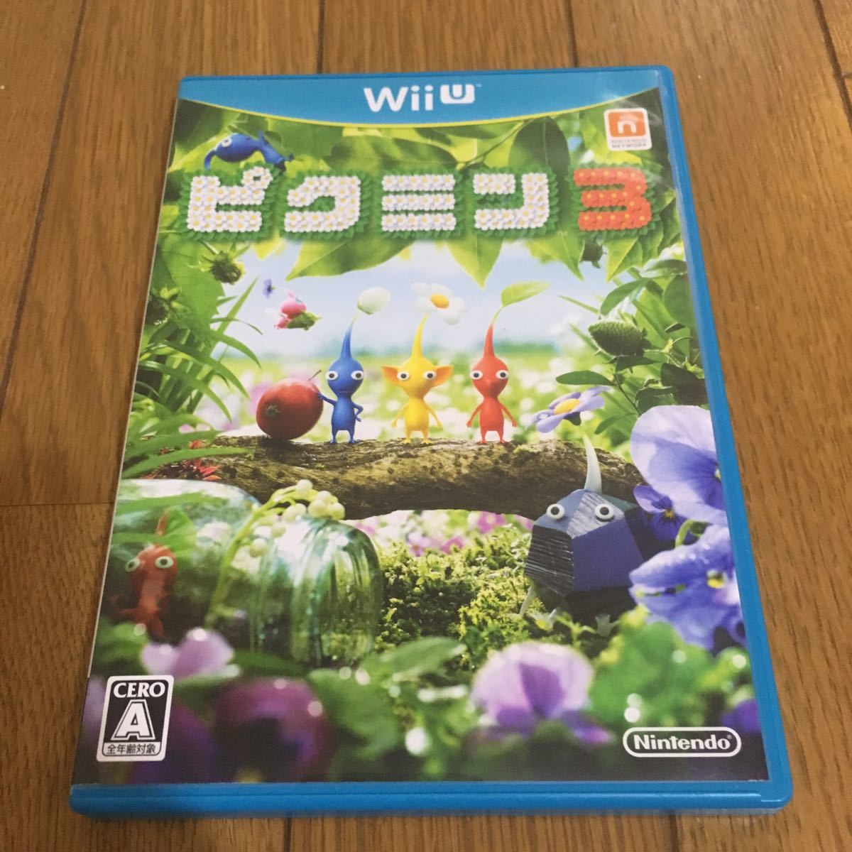 Wii U ピクミン3