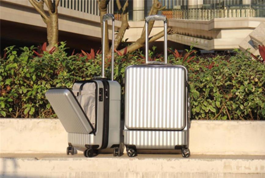 超人気!超定番!!パソコンバッグ 手軽軽薄 通勤 スーツケース、トランク 出張 20インチ 多功能 アルミニウム・マグネシウム合金 _画像2
