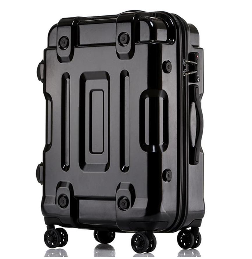 多功能 スーツケース、トランク トロリーケース キャリーケース メンズ レディース ビジネス トラベル バッグ 出張 24インチ