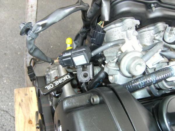 トヨタ AE111 AE86 4AGE 4A-GE 4AG エンジン レビン トレノ 4万km 美品 ダイナモ セルモーター E/Gコンピューター 補機類付き_画像7