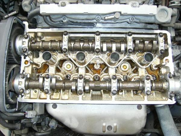 トヨタ AE111 AE86 4AGE 4A-GE 4AG エンジン レビン トレノ 4万km 美品 ダイナモ セルモーター E/Gコンピューター 補機類付き_画像3