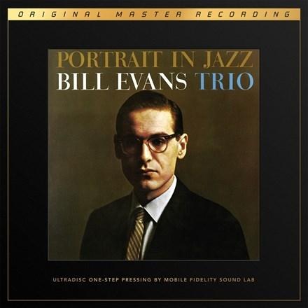 新品 即決 MFSL LP 0198/7000 ビル・エヴァンス ポートレイト・イン・ジャズ BILL EVANS Portrait In Jazz 45回転 Mobile Fidelity _画像1