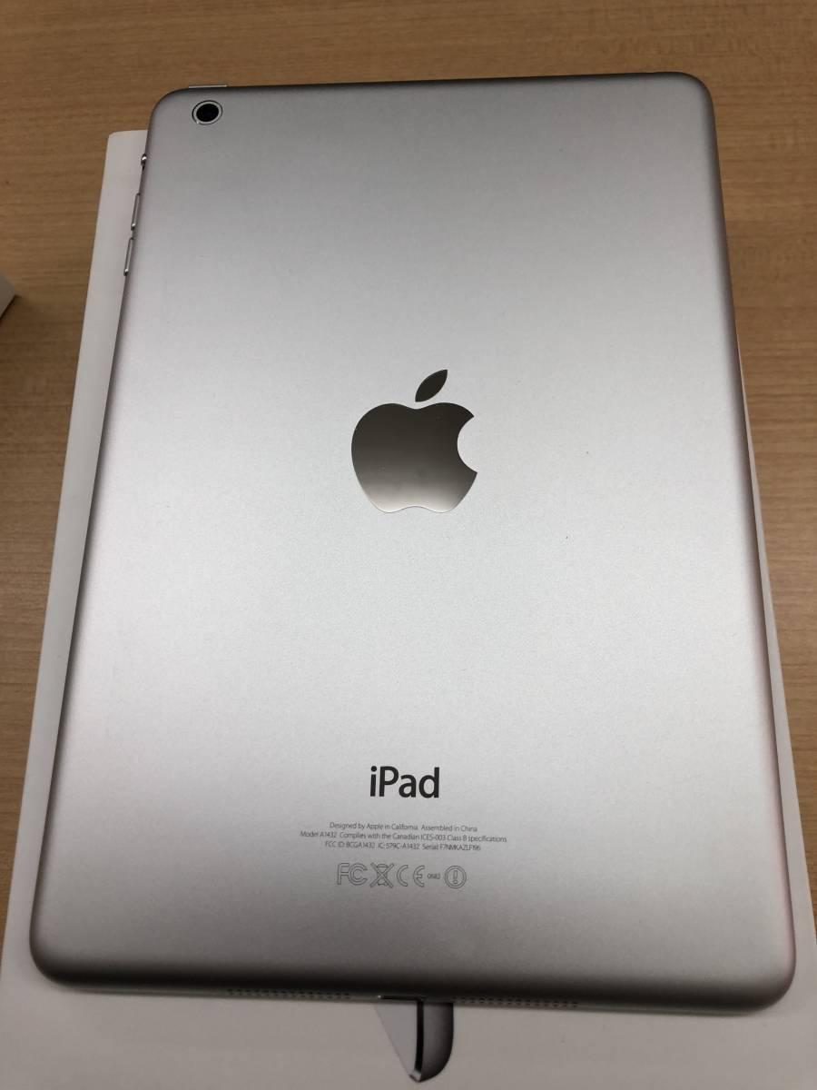 【中古】 Apple iPad mini Wi-Fiモデル 16GB MD531J/A ホワイト&シルバー