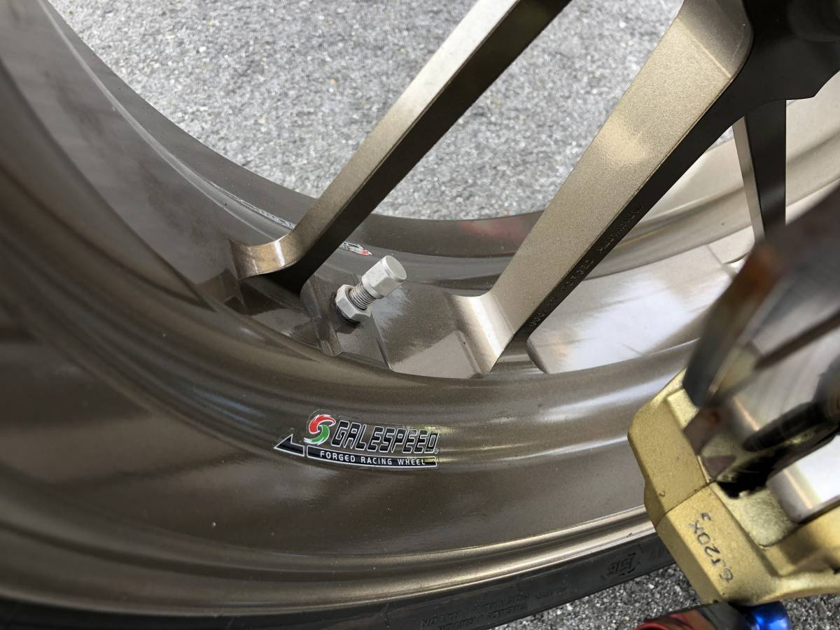 Kawasaki ZRX1200R スイングアーム【Z RACING PARTS製】_画像5