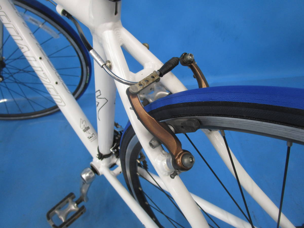 ☆大阪西淀☆ 部品取り SPECIALIZED SIRRUS アルミ クロスバイク 3×8 700C スペシャライズド シラス シマノ SORA 中古 自転車 M52_画像9