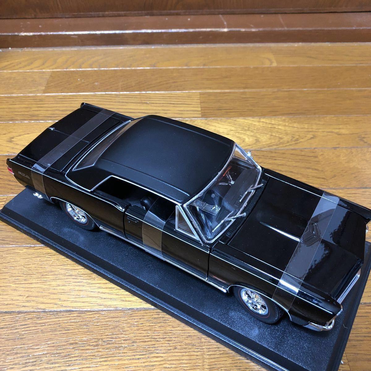 【1円~★新品★即決可】Maisto 1/18 1965 Pontiac GTO ferrari BMW lamborghini dodge Datsun NISSAN マイスト ミニカー beetle benz SL_画像7