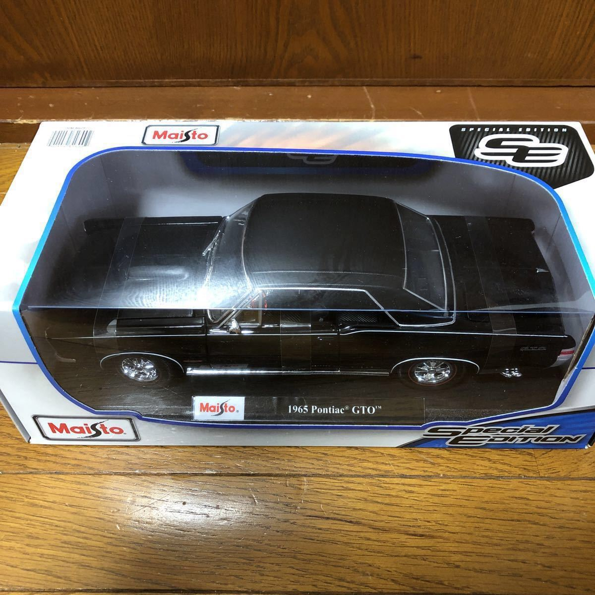 【1円~★新品★即決可】Maisto 1/18 1965 Pontiac GTO ferrari BMW lamborghini dodge Datsun NISSAN マイスト ミニカー beetle benz SL