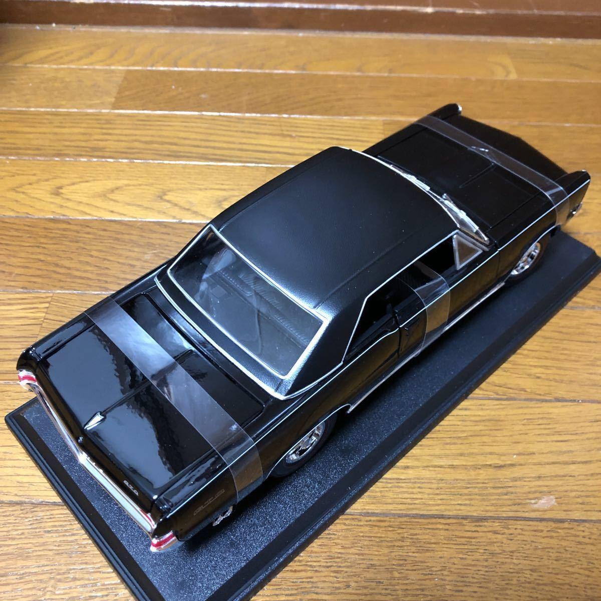 【1円~★新品★即決可】Maisto 1/18 1965 Pontiac GTO ferrari BMW lamborghini dodge Datsun NISSAN マイスト ミニカー beetle benz SL_画像5