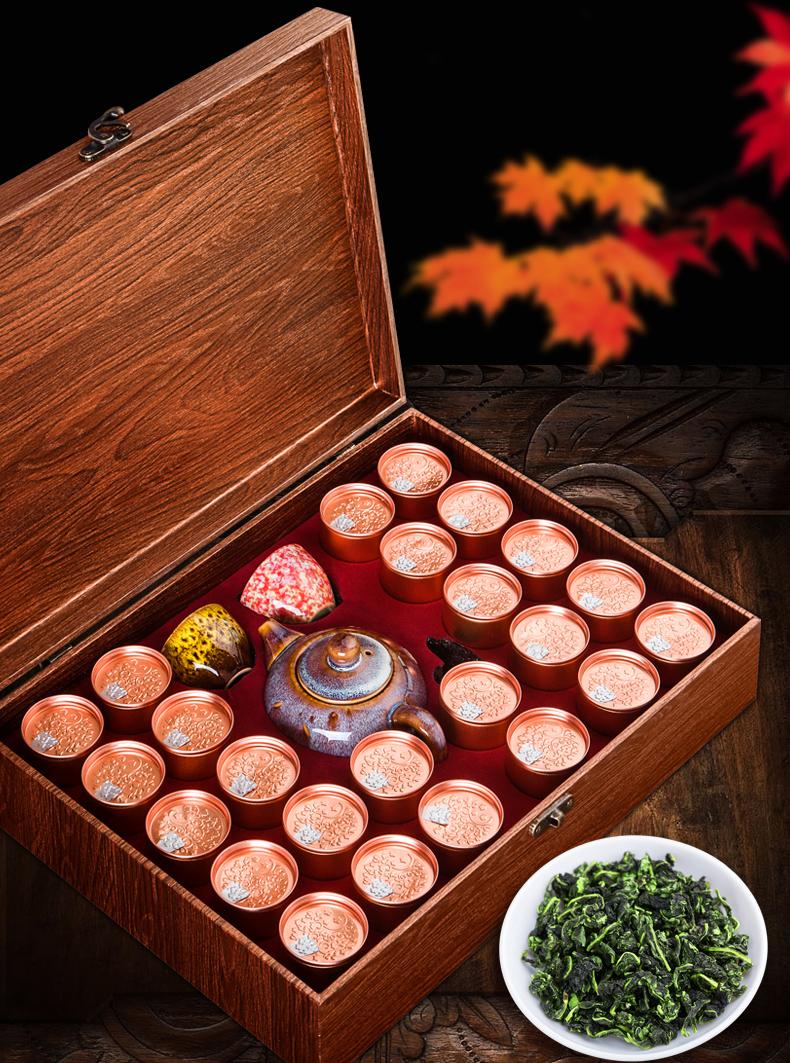 安渓の鉄観音の茶の特級の濃い香ばしい型の500 g