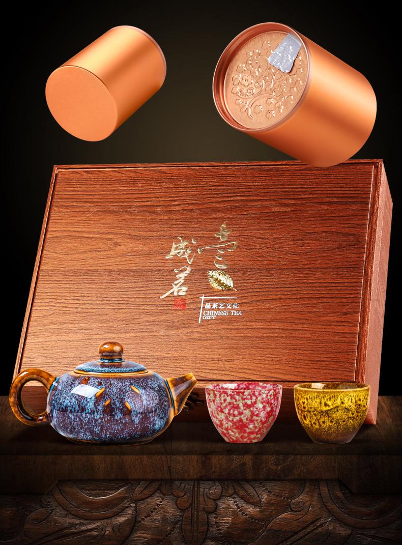 安渓の鉄観音の茶の特級の濃い香ばしい型の500 g_画像3