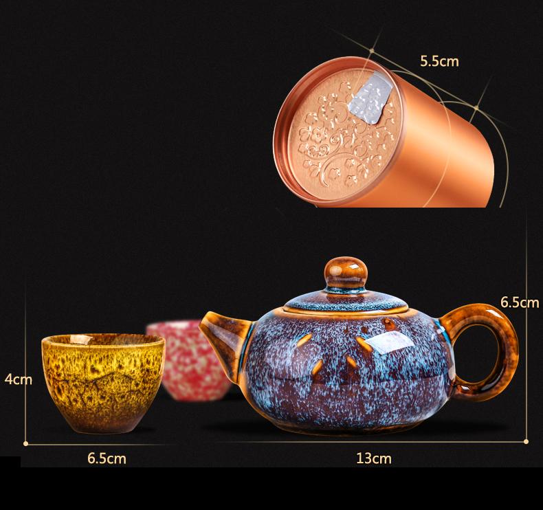 安渓の鉄観音の茶の特級の濃い香ばしい型の500 g_画像5