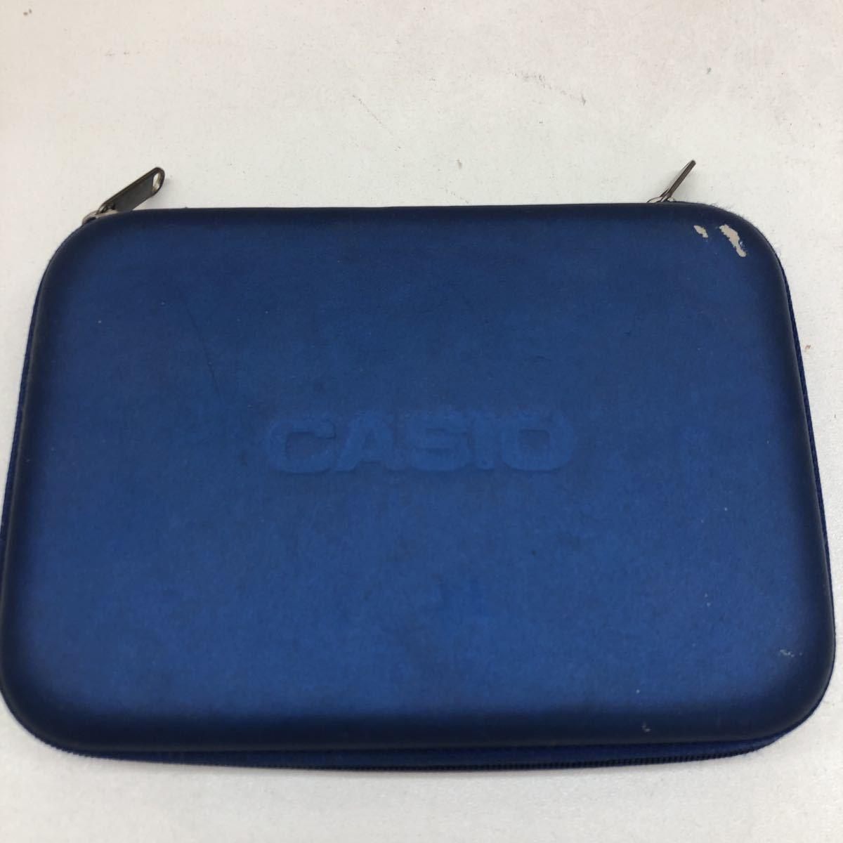 【稼働品】CASIO E-A300 中国語 日本語 電子辞書 英会話 _画像6