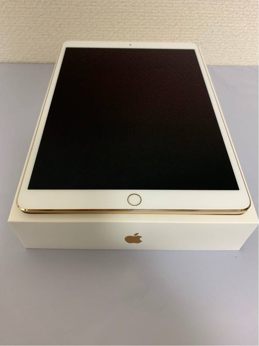 【美品】iPad Pro 10.5-inch wi-fi+Cellular 512GB MPMG2J/A 国内版SIMフリー_画像4